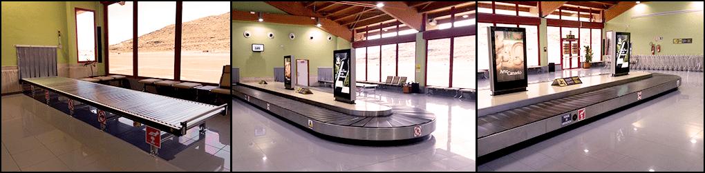 instalaciones aeroportuarias AENA