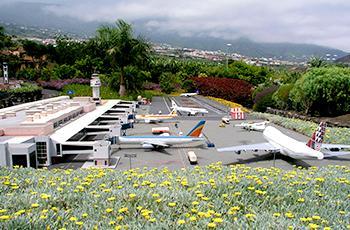 instalaciones aeroportuarias de Tenerife Sur